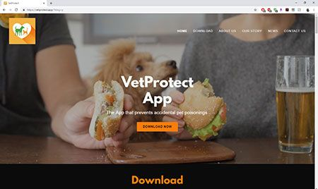 Pet Poison Protect App